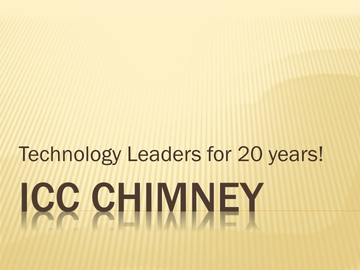 technology leaders for 20 years n.