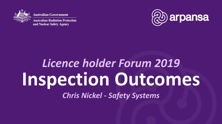 inspection outcomes n.