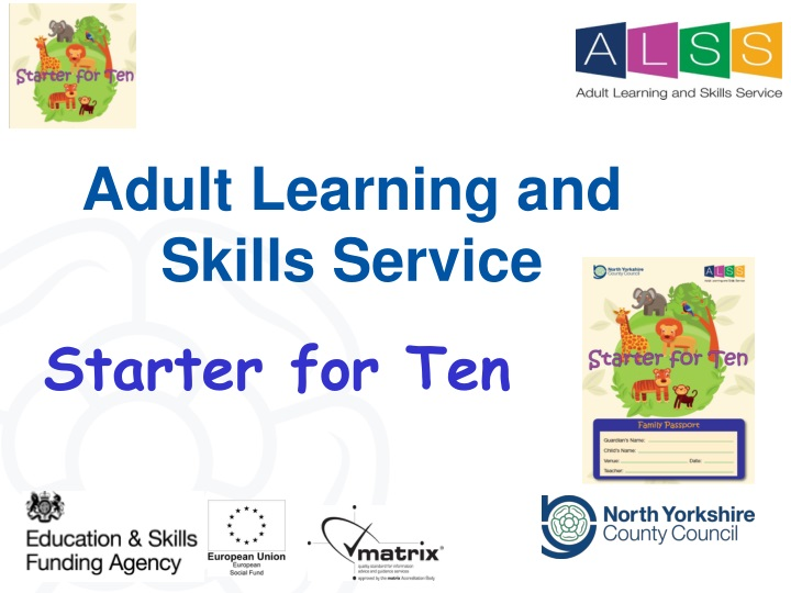 adult learning and skills service n.