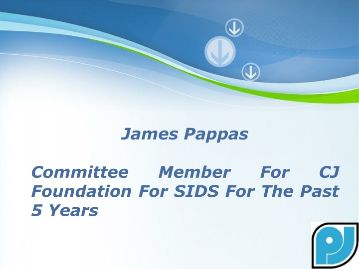 james pappas committee member for cj foundation n.
