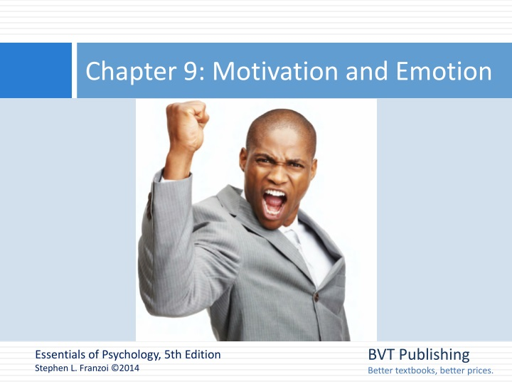 chapter 9 motivation and emotion n.