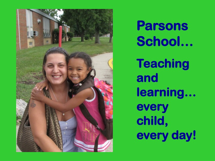 parsons school teaching and learning every child n.