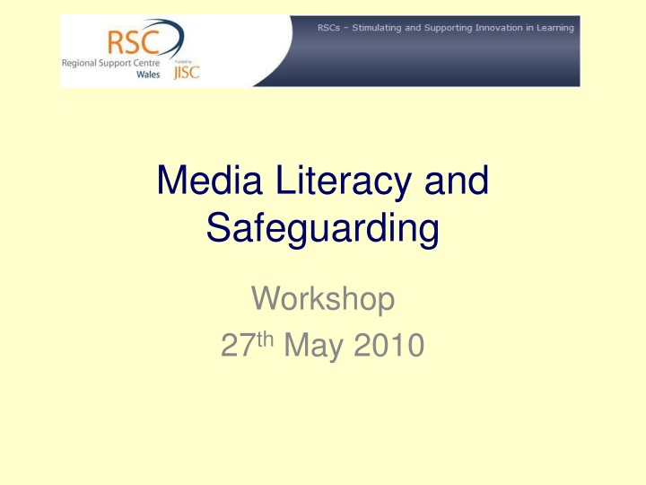 media literacy and safeguarding n.