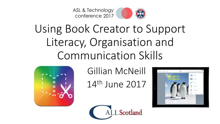 using book creator to support literacy organisation and communication skills n.
