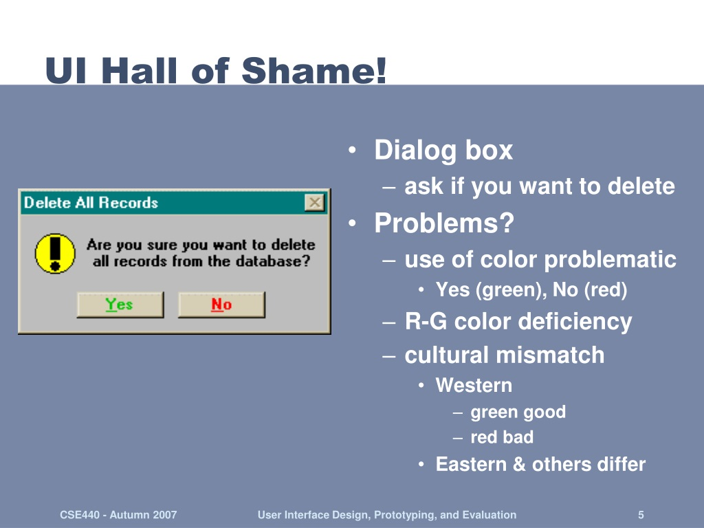 Ppt Heuristic Evaluation Powerpoint Presentation Free Download Id 326119