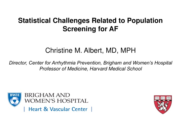 statistical challenges related to population n.