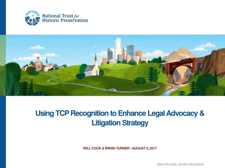 using tcp recognition to enhance legal advocacy litigation strategy n.
