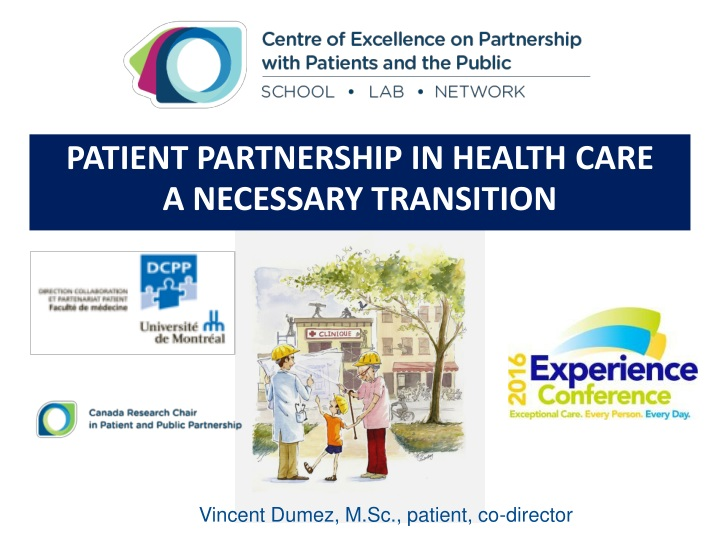 centre of excellence on partnershipwith patients n.