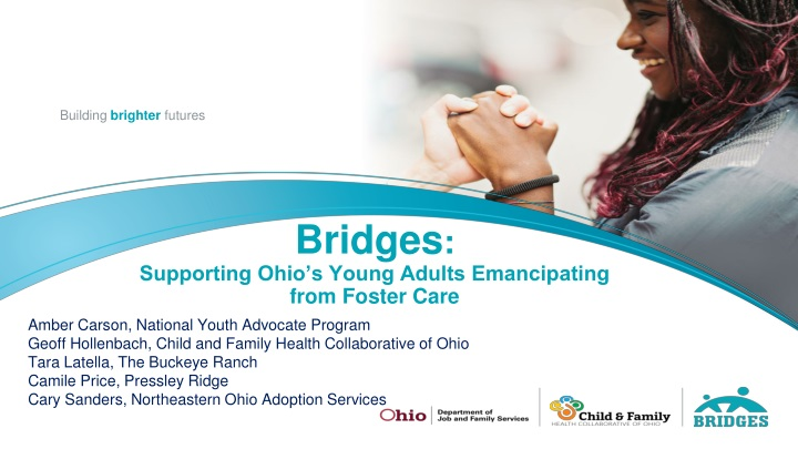 bridges supporting ohio s young adults emancipating from foster care n.