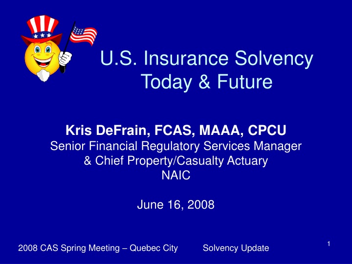 u s insurance solvency today future n.