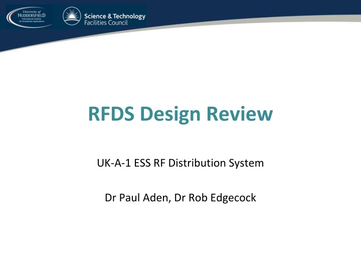 rfds design review n.