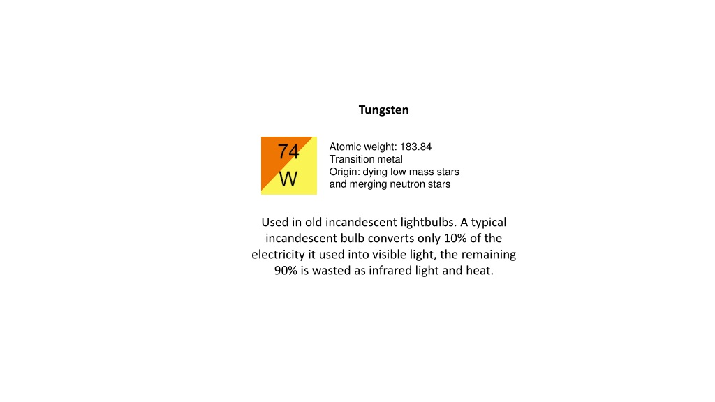 PPT - Hydrogen The lightest element in the Universe ...