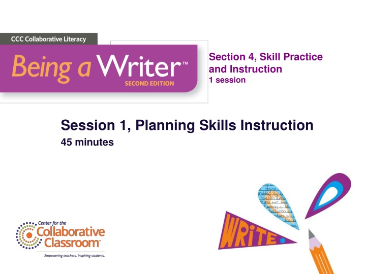 section 4 skill practice and instruction 1 session n.