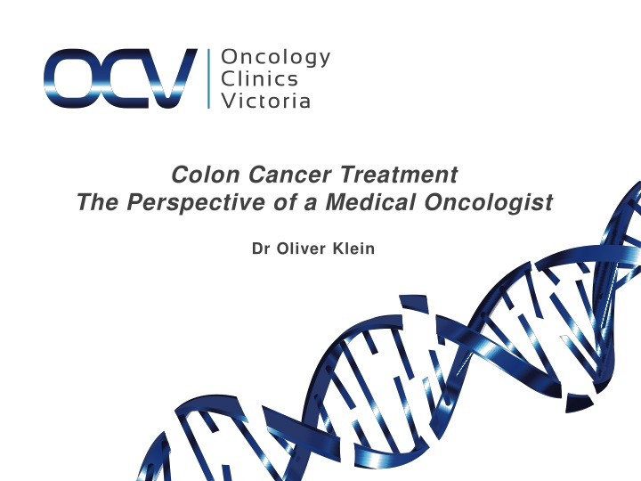 colon cancer treatment the perspective n.
