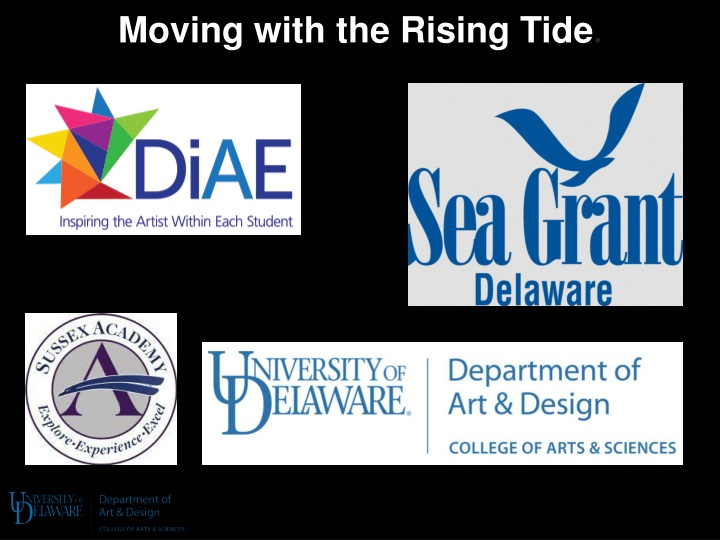 moving with the rising tide n.