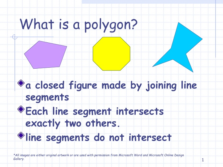 what is a polygon n.