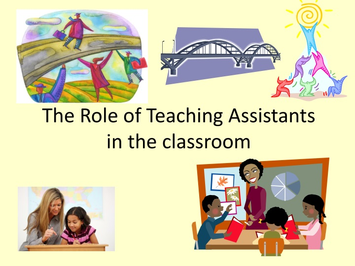 the role of teaching assistants in the classroom n.