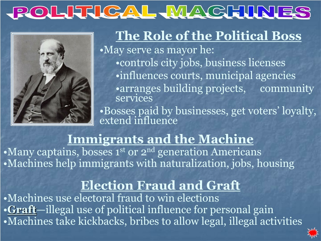 PPT - Political Paralysis in the Gilded Age PowerPoint ...