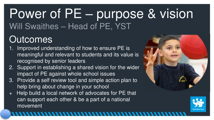power of pe purpose vision will swaithes head n.