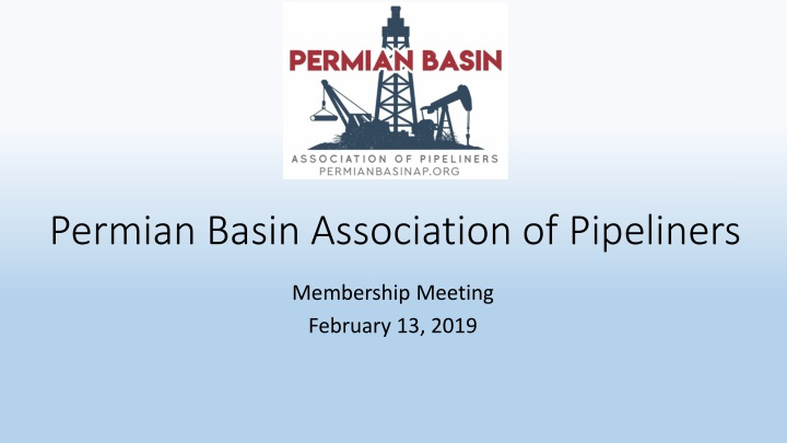 permian basin association of pipeliners n.