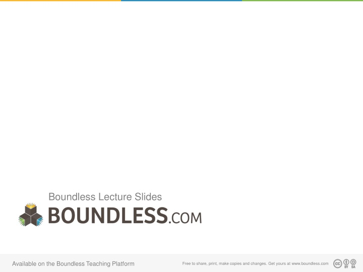 boundless lecture slides n.