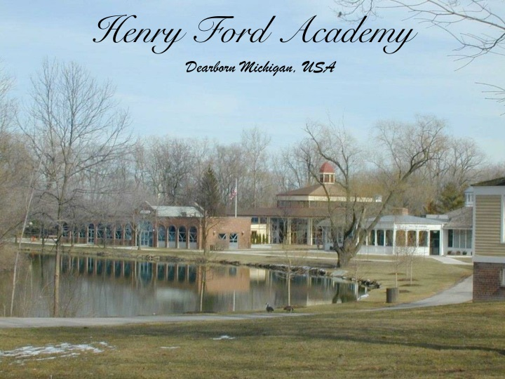 henry ford academy n.