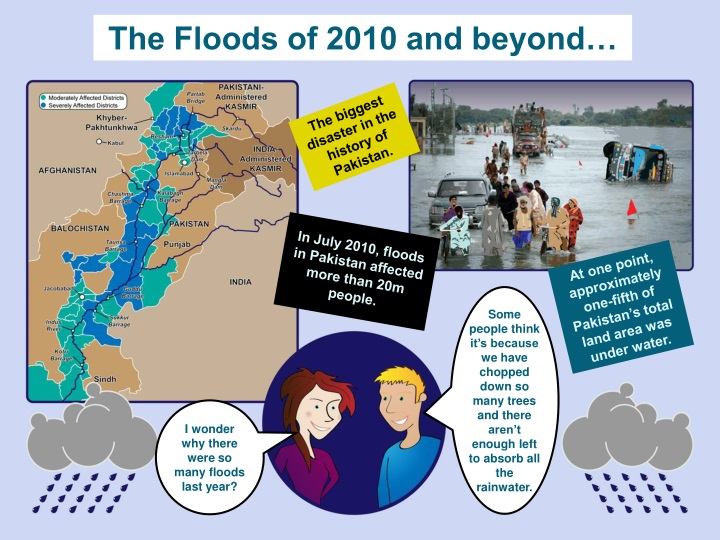 the floods of 2010 and beyond n.
