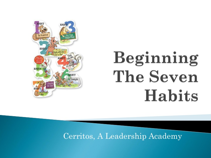 beginning the seven habits n.