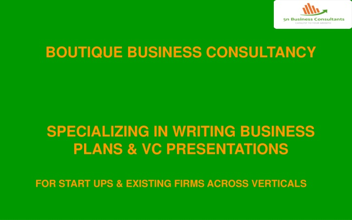 boutique business consultancy specializing n.