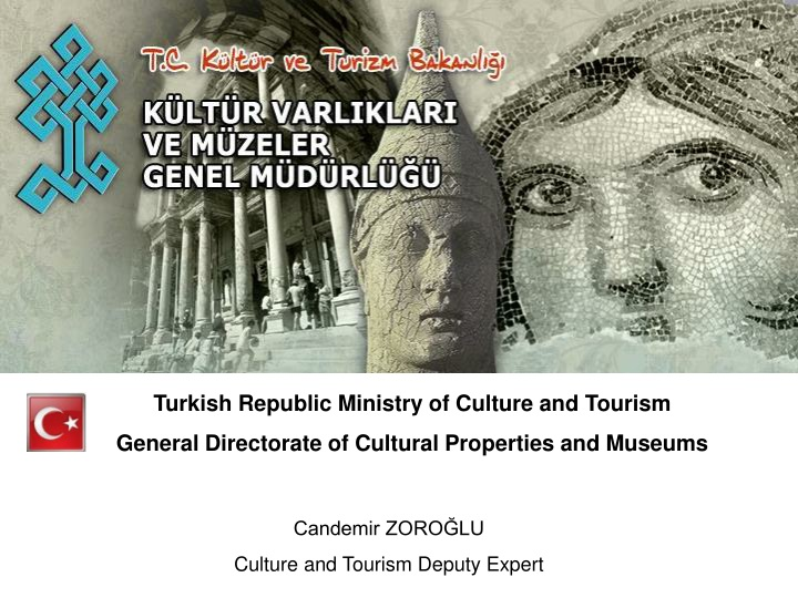 turkish republic ministry of culture and tourism n.