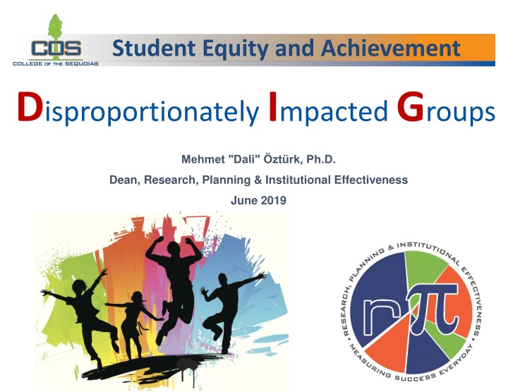 student equity and achievement n.