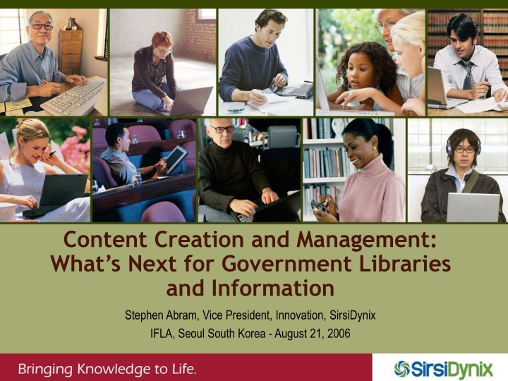 content creation and management what s next n.