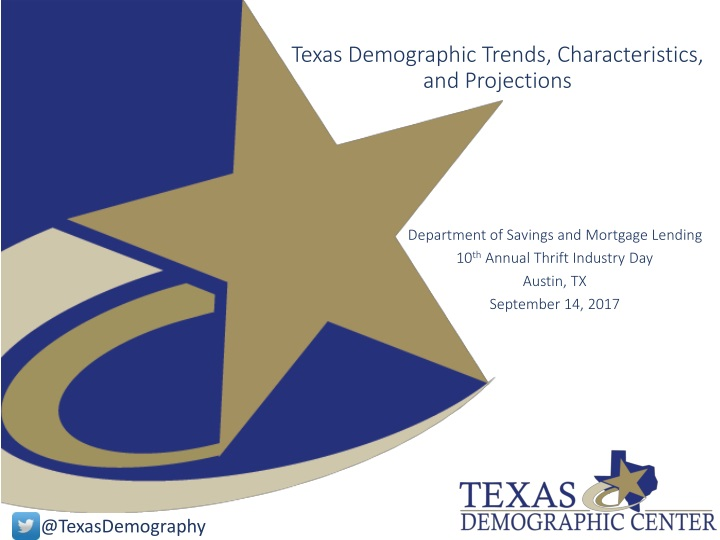 texas demographic trends characteristics and projections n.