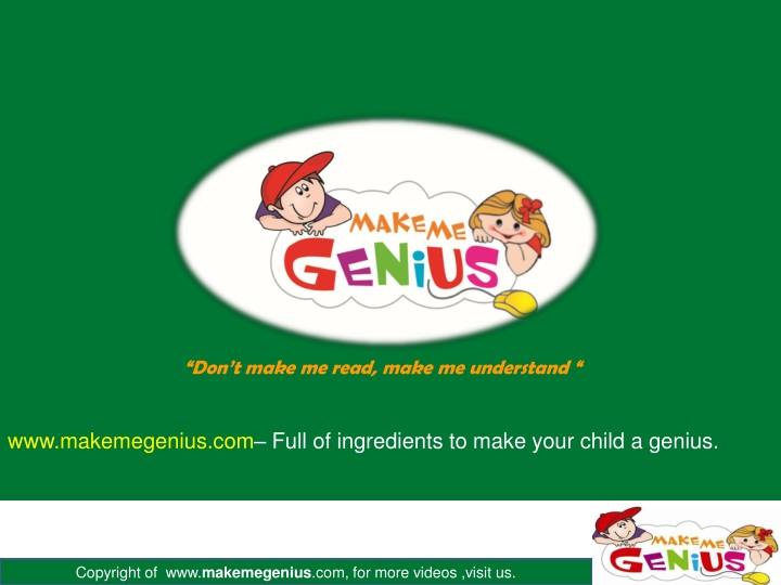 www makemegenius com full of ingredients to make n.
