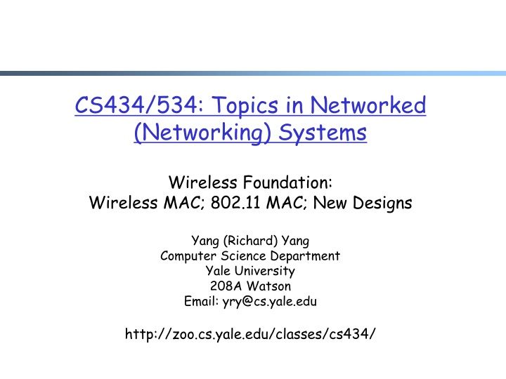 cs43 4 53 4 topics in networked networking n.