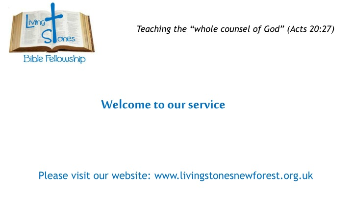 teaching the whole counsel of god acts 20 27 n.