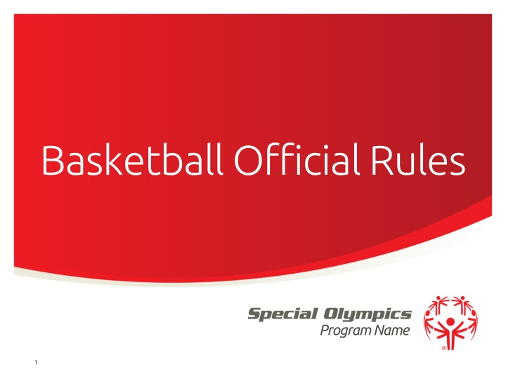 basketball official r ules n.