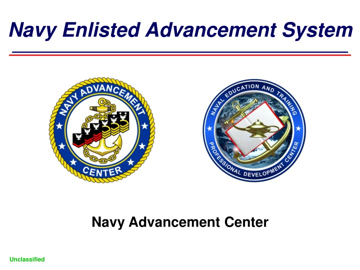 navy enlisted advancement system n.
