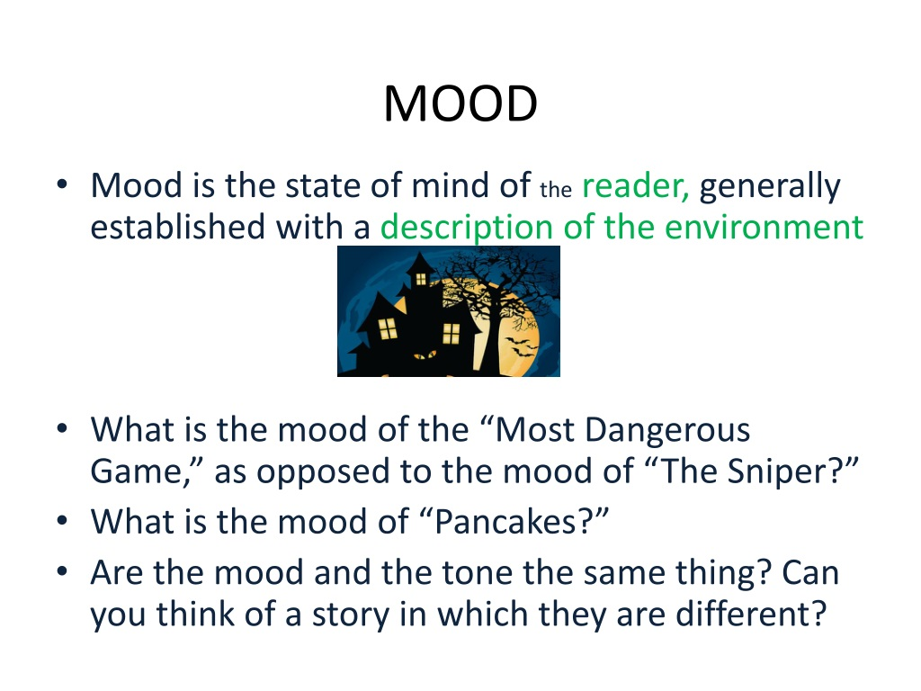 PPT - SHORT STORY ELEMENTS Mrs. Karen Thornton Alexander ...