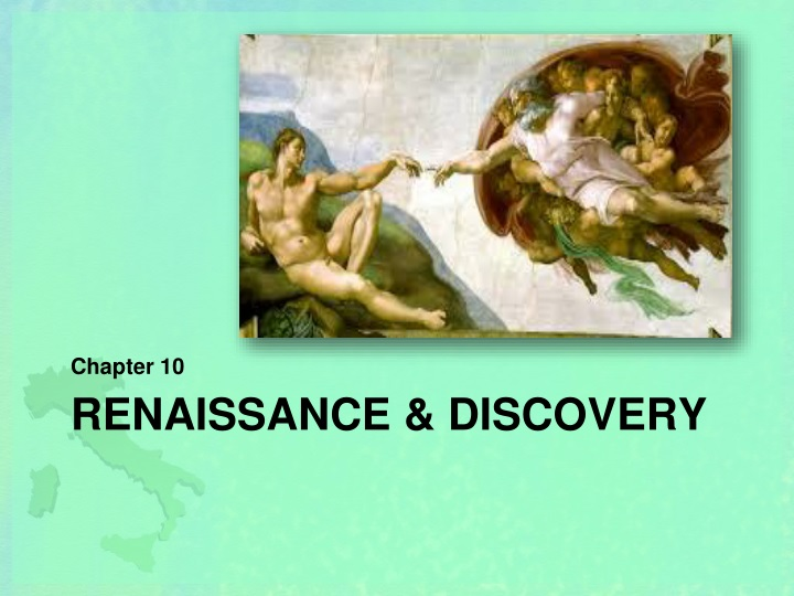 renaissance discovery n.