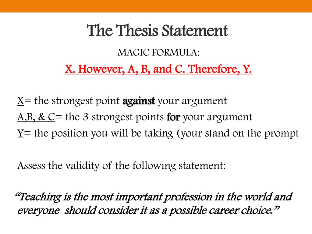 How to form hypotheses in a research
