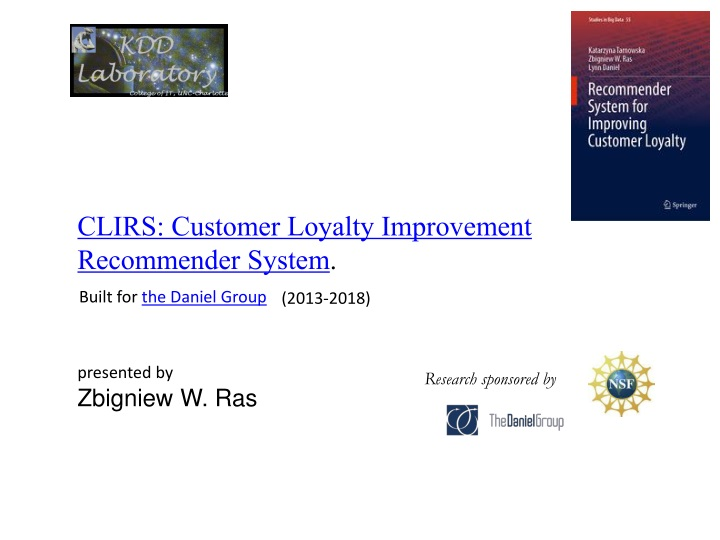 clirs customer loyalty improvement recommender n.