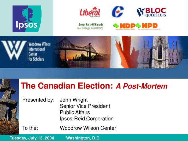 the canadian election a post mortem n.