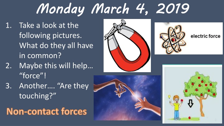 monday march 4 2019 n.