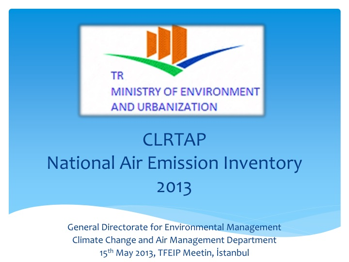 clrtap national air emission inventory 2013 n.