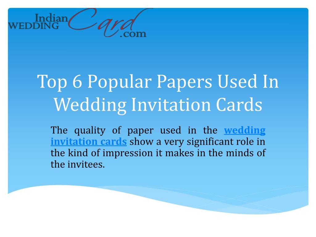 Ppt Wedding Invitations Custom Design Cards Powerpoint