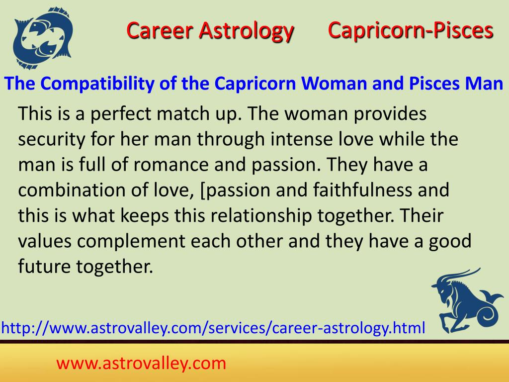 PPT - Capricorn and pisces Love Marriage PowerPoint