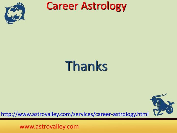 Career Astrology