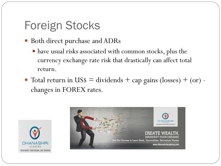 Foreign Stocks