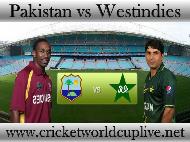 Ppt - Pakistan Vs West Indies, Live Streaming, Hd, Icc Cricket Wor Powerpoint -9741